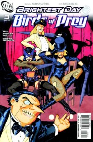 Birds of Prey (2nd Series) 2010 - 2011 #3