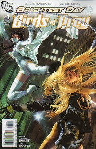 Birds of Prey (2nd Series) 2010 - 2011 #4