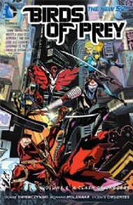 Birds of Prey (3rd Series): a Clash of Daggers 2013 #3