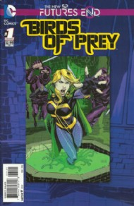 Birds of Prey (3rd Series): Futures End 2014 #1