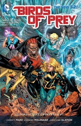 Birds of Prey (3rd Series): the Cruelest Cut #4