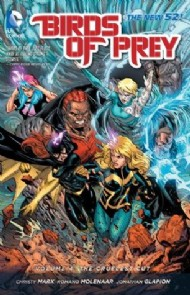 Birds of Prey (3rd Series): the Cruelest Cut 2014 #4