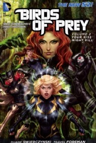 Birds of Prey (3rd Series): Your Kiss Might Kill 2013 #2