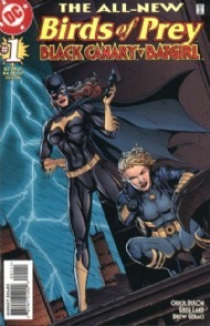 Birds of Prey: Black Canary/Batgirl 1998 #1