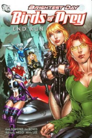 Birds of Prey: End Run 2011 #0