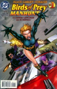 Birds of Prey: Manhunt 1996 #1