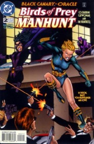 Birds of Prey: Manhunt 1996 #2