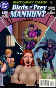 Birds of Prey: Manhunt 1996 #3