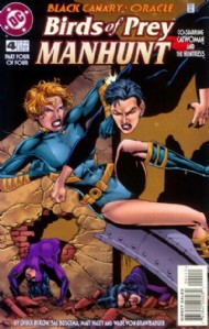 Birds of Prey: Manhunt 1996 #4