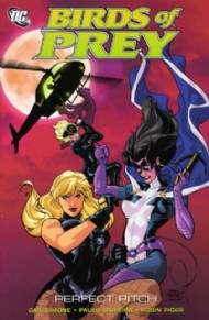 Birds of Prey: Perfect Pitch 2007 #0