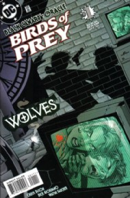 Birds of Prey: Wolves 1997 #1
