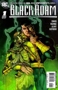 Black Adam: the Dark Age 2007 #1