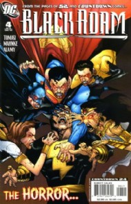 Black Adam: the Dark Age 2007 #4