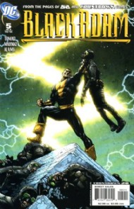 Black Adam: the Dark Age 2007 #5