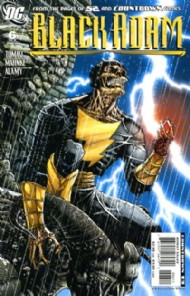 Black Adam: the Dark Age 2007 #6