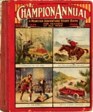 Champion Annual (1st Series)  #1924