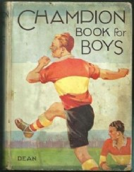Champion Book for Boys  #1936