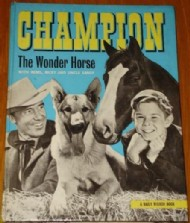 Champion the Wonder Horse  #1959