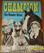 Champion the Wonder Horse Annual  #1959