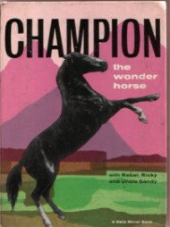 Champion the Wonder Horse Annual  #1960