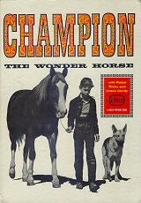 Champion the Wonder Horse Annual  #1961