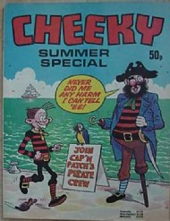 Cheeky (Weekly) Summer Special  #1982
