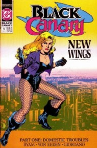 Black Canary (1st Series) 1991 - 1992 #1