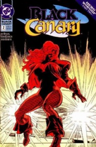 Black Canary (2nd Series) 1993 #2