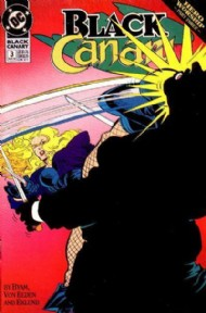 Black Canary (2nd Series) 1993 #3