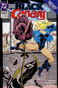 Black Canary (2nd Series) 1993 #5