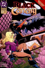 Black Canary (2nd Series) 1993 #6