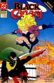 Black Canary (2nd Series) 1993 #7