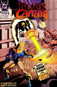 Black Canary (2nd Series) 1993 #8