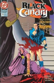 Black Canary (2nd Series) 1993 #10