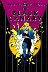 Black Canary Archives 2001 #1