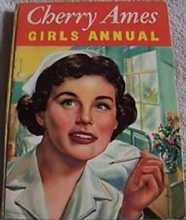 Cherry Ames Girls Annual #1959