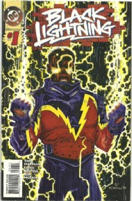 Black Lightning (2nd Series) 1995 - 1996 #1