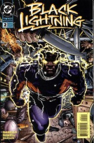 Black Lightning (2nd Series) 1995 - 1996 #2