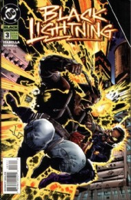 Black Lightning (2nd Series) 1995 - 1996 #3
