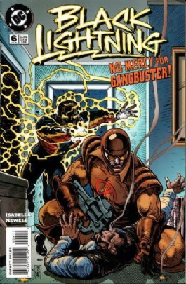 Black Lightning (2nd Series) #6