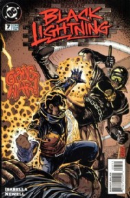 Black Lightning (2nd Series) 1995 - 1996 #7