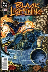 Black Lightning (2nd Series) 1995 - 1996 #9