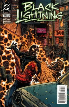 Black Lightning (2nd Series) #10