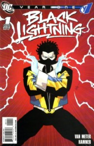 Black Lightning: Year One 2009 #1