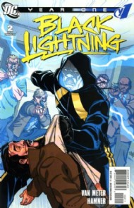 Black Lightning: Year One 2009 #2