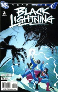 Black Lightning: Year One 2009 #3