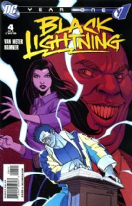 Black Lightning: Year One 2009 #4