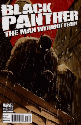 Black Panther: the Man Without Fear #513