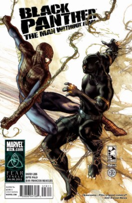 Black Panther: the Man Without Fear #516