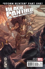 Black Panther: the Man Without Fear 2011 - 2012 #519